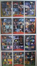 The Complete Babylon 5 - 12 Cards The Movies Tryptichs Chase Set M1-M12