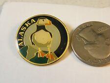 New listing Alaska Puffin Travel Pin