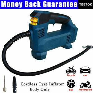 For Makita DMP180Z 18v LXT Li-ion Cordless Tyre Inflator Body for Car/Bike/Ball