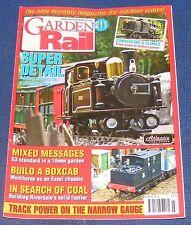 GARDEN RAIL ISSUE 211 MARCH 2012 - SUPER DETAIL