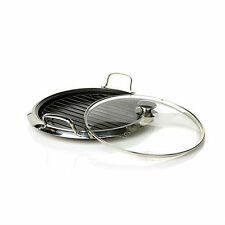 Curtis Stone Nonstick 30 CM Multipurpose Pan with Rack and Lid Brand New