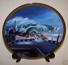 Star Wars Plate Slave I Space Vehicles Y X-Wing Ships