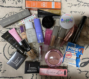 Mix Duos Cosmetics,, Concealer, Foundation, Lipstick, Glow, Lipglos Ect