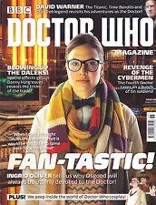 Doctor Who Magazine #488 June 2015