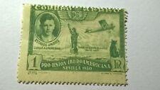 ESPAÑA 1930 PRO UNION IBEROAMERICANA -EDF 588 -NUEVO -VER IMAGEN