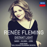 Renee Fleming Distant Light 2017 Album CD Tout Neuf Renée
