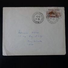 ORPHELINS N°230 LETTRE COVER CAD MONTPELLIER EXPOSITION PHILATÉLIQUE 1927