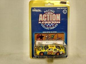 Action Racing Steve Grissom #29 Flintstones 1996 Monte Carlo 1:64 Scale Diecast