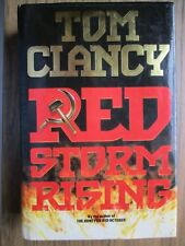 Red Storm Rising by Tom Clancy (Hardback, 1987)