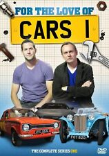 For The Love of Cars Season 1 - 2DVD Set Channel 4 LAND ROVER S1 MINI MK1 MGTC