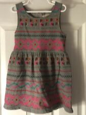 Peek Little Girls Dress Size Small (4-5)