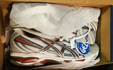 Asics Gel Kayano 13 Trainers - White/Storm Copper, Size UK14, US15, EUR50.5, NEW