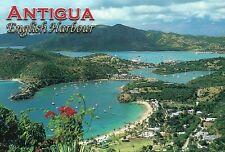 English Harbour, Antigua, West Indies Caribbean, ex British Navy Base - Postcard