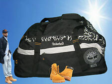 TIMBERLAND T29 Travel HOLDALL Duffel Bag Converts to Backpack AUTHENTIC