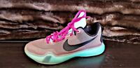 NIKE KOBE X 10 EASTER SIZE 5 RED GREEN MAMBA SHOES BASKETBALL ZOOM