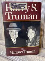 Harry S Truman By Margaret Truman 1972 Hardback Book
