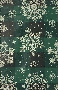 Christmas Flannel Backed Vinyl Tablecloths Round Oblong or Square many sizes