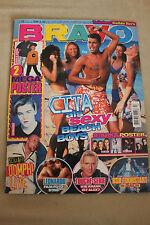 Bravo 13/1998 CITA, BSB, OOMPH!, Madonna, X-Files, Puff Daddy, The Hanson