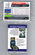 1 DAY 2006 NBCD 12 CARD LP RARE PROMO SEALED CELLO PACK! TOPPS, UD INSERTS, FOIL