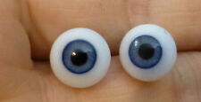 WE10mm GLASS DOLL EYES, GLASS EYES for ANTIQUE DOLL, Dollmaking