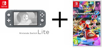 Mario Kart 8 Deluxe with Your Favorite Color Nintendo Switch Lite! BRAND NEW