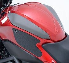 Honda NC700S 2012 R&G Racing Tank Traction Grip Pads EZRG325BL Black