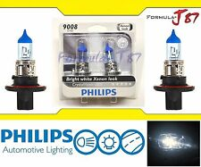 Philips Crystal Vision Ultra 9008 H13 60/55W Head Light Bulb High Low Upgrade OE