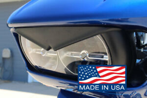 2015-present Mean Mug Bezel For Road glides Headlight Gas Capital Customs 2020