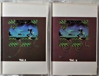 2-Cassette Set Yes Yessongs TESTED Prog Rock Progessive --Extra Tapes Ship Free