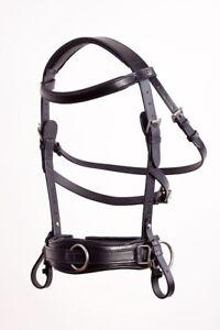 Kappzaum Royal Comfort Black Leder PONY COB FULL XFULL exklusiv by Crownclub NEW