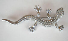 Rhinestone Silver Plated Fashion Jewellery