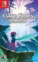 Cave Story + Nintendo Switch NS 2017 US English Factory Sealed