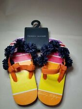 TOMMY HILFIGER BABY GIRL SANDALS  Lil Sunset SIZE 7/8 New