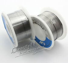 0.8 MM Welding Rosin Core Solder Wire 63/37 Tin/Lead  Super Bright Flux 2.0% 50g