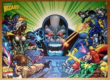 New ListingX-Men Vs Apocalypse Marvel Comics Poster by Leinil Francis Yu