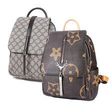 Women Girl Tassel Shoulder Backpack Student Handbags School Travel Bag US