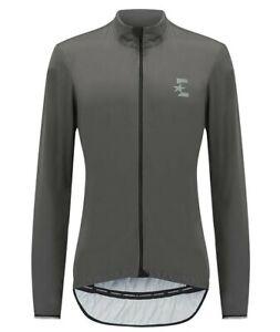 Ladies waterproof windproof Team Jacket Grey/Black Sizes 8,10,12 & 14