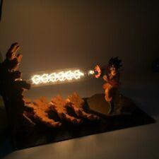 Dragon Ball Z Creativity LED Son Goku Figure Luminous Classic gift Ornaments