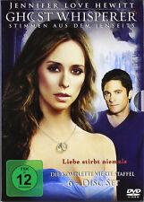 Ghost Whisperer - Die komplette 4. Staffel                           | DVD | 441