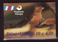 Postfrische Briefmarken aus Dänemark mit Vögel-Motiv