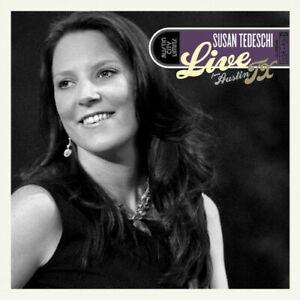 Susan Tedeschi - Live From Austin, TX [New CD] Jewel Case Packaging