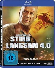 BLU RAY : STIRB LANGSAM 4.0  Bruce Willis  Blu Ray