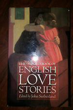 The Oxford Book of English Love Stories (1996, Hardcover) store#5240