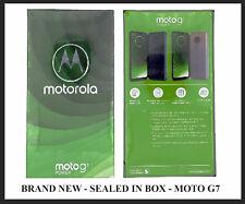 Brand New Motorola Moto G7 Power Blue 64GB XT1955 GSM Unlocked T-Mobile AT&T
