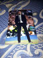 Signiertes Foto Pep Guardiola  Manchester City  NEU MEGA RAR