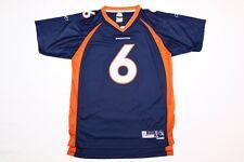 Mens Vintage Reebok NFL BRONCOS Jersey Hip-Hop T-Shirt American Football