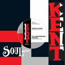 """THE CHECKERBOARD SQUARES  """"DOUBLE COOKIN'""""  NORTHERN SOUL ALLNIGHTER CLASSIC"""