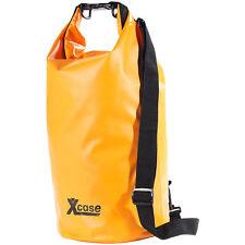 Strandtasche: Wasserdichter Packsack 16 Liter, orange (Outdoor Packsack)