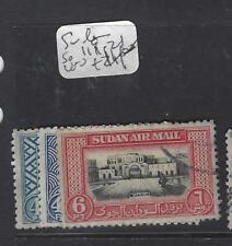 Isudan (P2309Bb) Sg 119-121 A/M Vfu