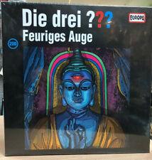 Die drei ??? Fragezeichen - Folge 200 Feuriges Auge Vinyl 6LP NEU & OVP